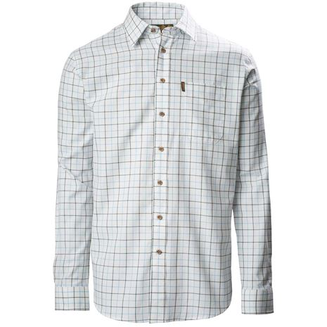 Musto Classic Twill Shirt - Rutmoor Blue