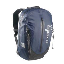 Pelle P Waterproof Backpack - Dark Navy Blue