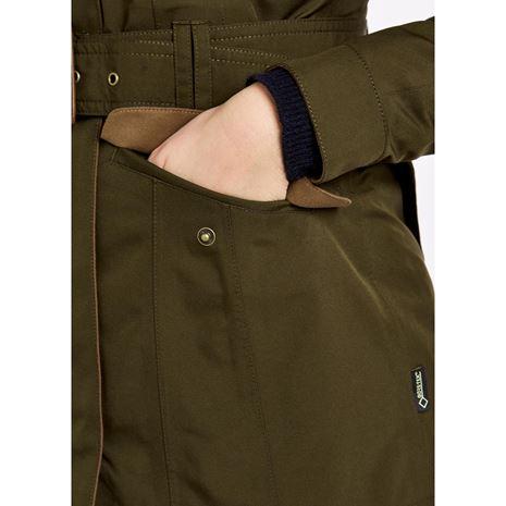 Dubarry Friel Gore-Tex Women's Jacket - Olive
