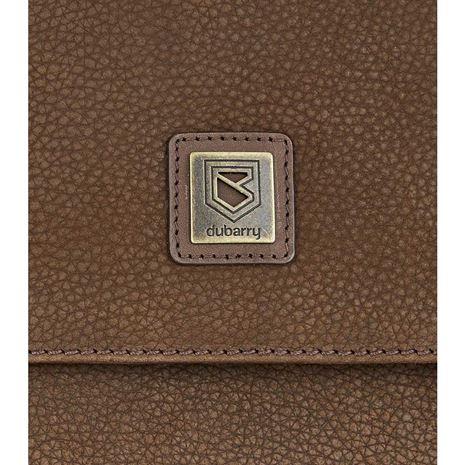 Dubarry Dingle Leather Handbag - Walnut