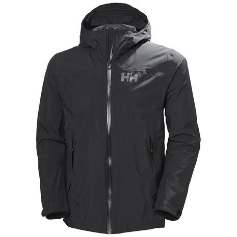 Helly Hansen Verglas 2L Ripstop Shell Jacket - Black