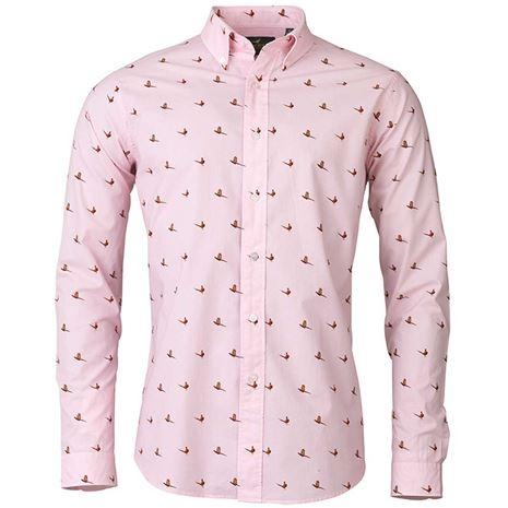 Laksen Flush Shirt - Pink