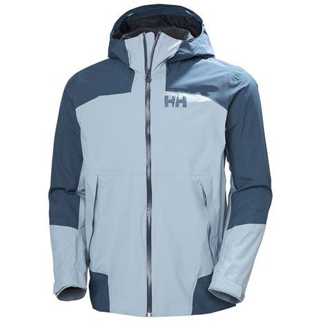 Helly Hansen Verglas 2L Ripstop Shell Jacket - Dusty Blue