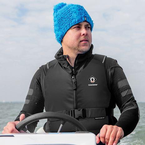 Crewsaver Response 50N Buoyancy Aid - Black