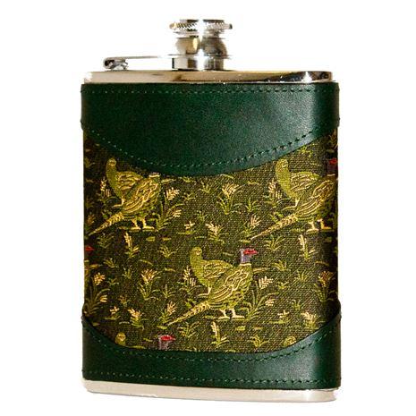 Bisley 6oz Pheasant Hip Flask