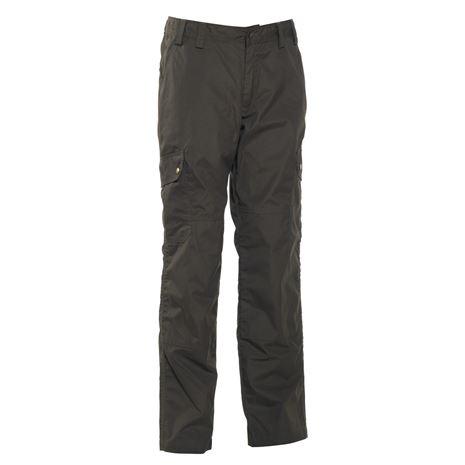 Deerhunter Lofoten Trekking Trousers - Deep Green - Front