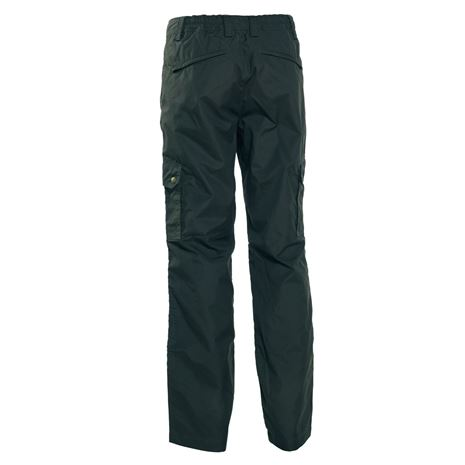 Deerhunter Lofoten Trekking Trousers - Black Ink - Rear
