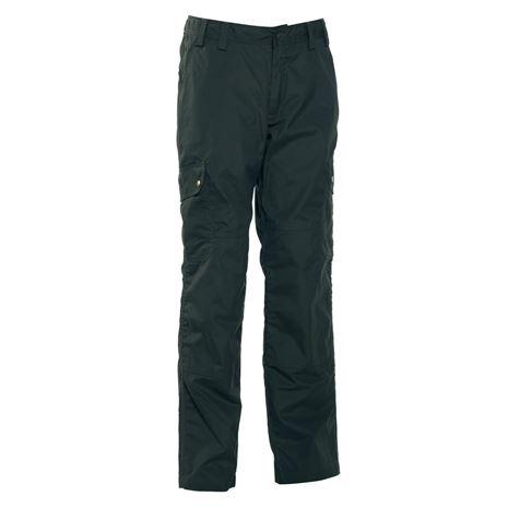 Deerhunter Lofoten Trekking Trousers - Black Ink - Front