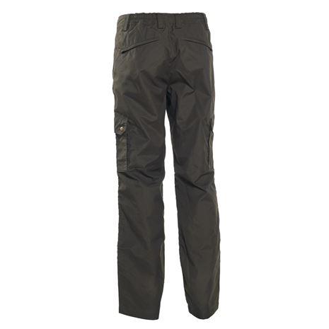 Deerhunter Lofoten Trekking Trousers - Deep Green - Rear