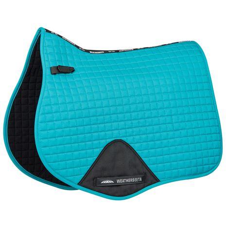 WeatherBeeta Prime All Purpose Saddle Pad - Turquoise
