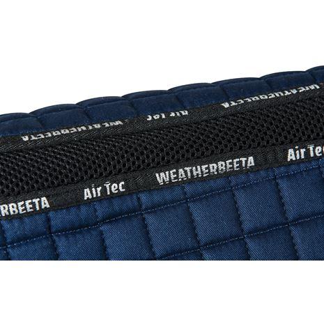 WeatherBeeta Prime All Purpose Saddle Pad - Navy - Mesh spine