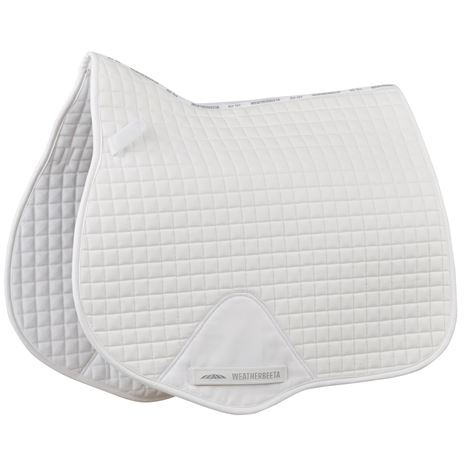 WeatherBeeta Prime All Purpose Saddle Pad - White
