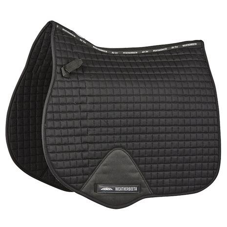 WeatherBeeta Prime All Purpose Saddle Pad - Black