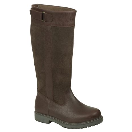 Hoggs of Fife Cleveland Ladies Leather Boots