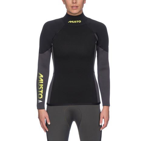 Musto Women's Foiling Thermohot Long Sleeve Top
