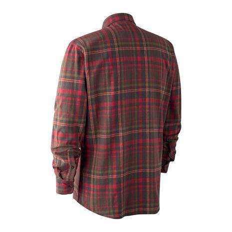 Deerhunter Marvin Shirt - Red Check