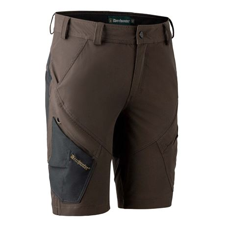 Deerhunter Northward Shorts - Chocolate Brown