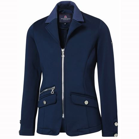 Mountain Horse Laurel Event Jacket - Navy - Front View