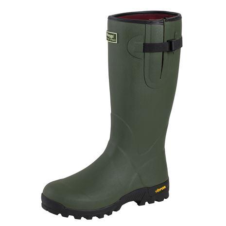 Hoggs of Fife Field Sport Neoprene-Lined Wellington Boots