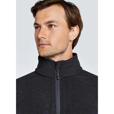 Dubarry Monaco Unisex ¼ Zip Fleece - Graphite