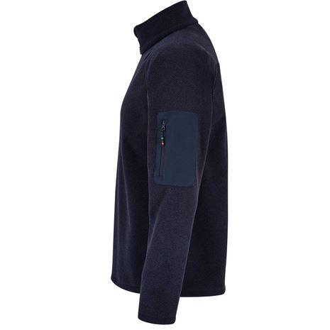 Dubarry Monaco Unisex ¼ Zip Fleece - Navy