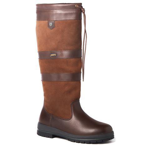Dubarry Galway Boot - Walnut