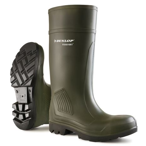 Hoggs of Fife Purofort Professional Full Safety Wellington Boot