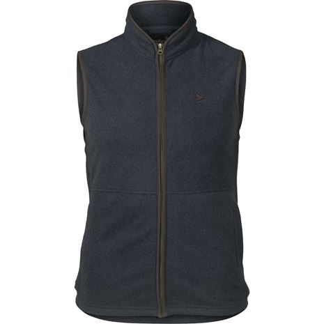 Seeland Woodcock Fleece Waistcoat - Classic Blue