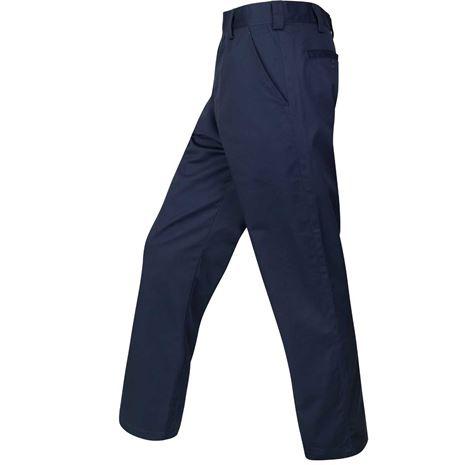 Hoggs of Fife Bushwhacker Unlined Stretch Trouser - Navy