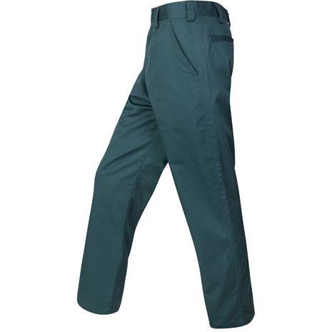 Hoggs of Fife Bushwhacker Unlined Stretch Trouser - Spruce