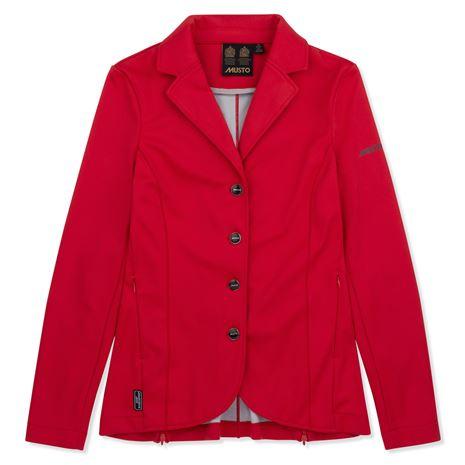 Musto Prestige Windstopper Activeseam Show Jacket - Red