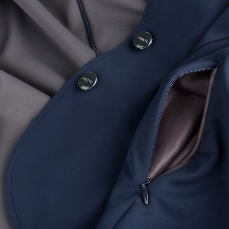Musto Prestige Windstopper Activeseam Show Jacket - True Navy - Pocket