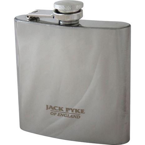 Jack Pyke Stainless Steel Hip Flask
