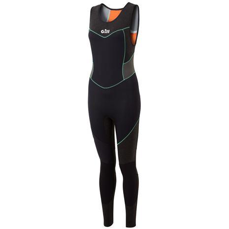 Gill Zentherm Women's Skiff Suit - Black
