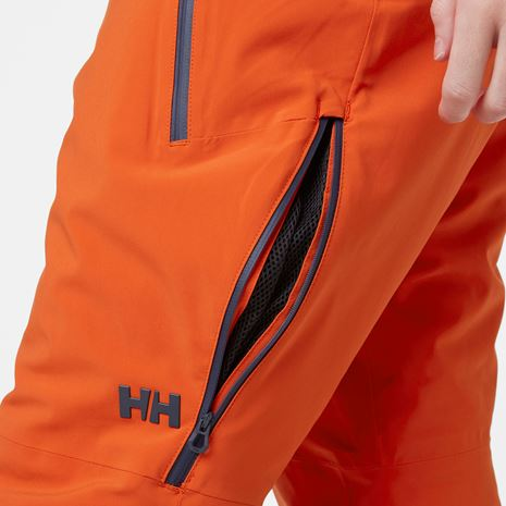 Helly Hansen Alpha Lifaloft Pants - Patrol Orange