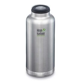 Klean Kanteen Insulated TKWide Loop Cap 1900ml - Brushed Stainless
