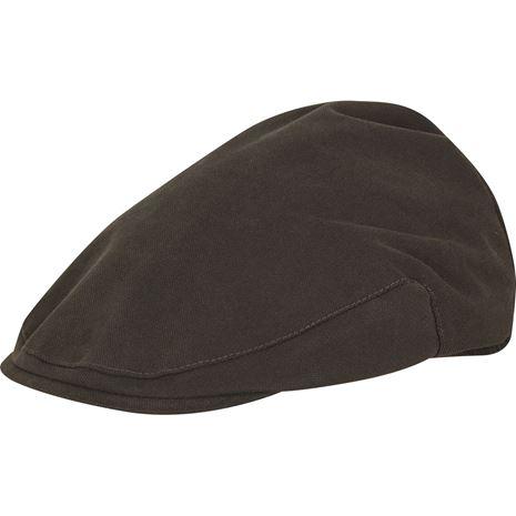 Jack Pyke Ashcombe Flat Cap - Olive Brown