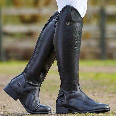 Dublin Arderin Tall Dress Boots - Black - Field View