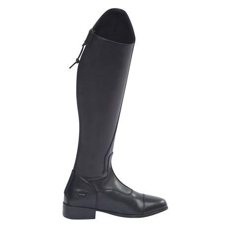 Dublin Arderin Tall Dress Boots - Black - Inner Leg