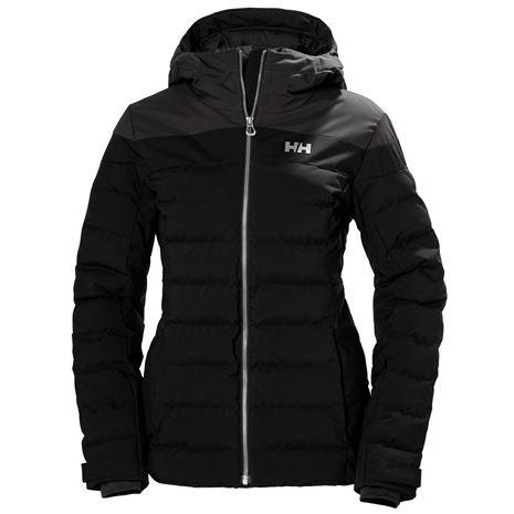 Helly Hansen Womens Imperial Puffy Jacket - Black