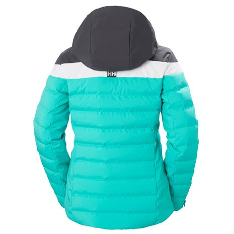 Helly Hansen Women's Imperial Puffy Jacket - Turquoise