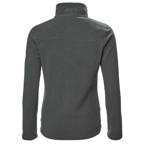 Musto Women's Corsica 200gm Fleece - Dark Grey