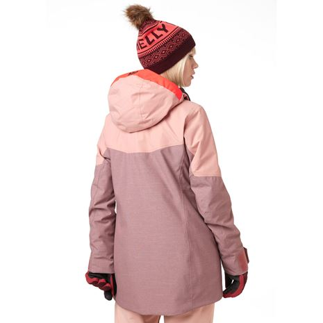 Helly Hansen Women's Whitewall Lifaloft Jacket - Ash Rose