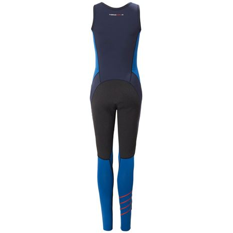 Musto Women's Foiling Thermocool Impact Wetsuit - Sky Dive/True Navy