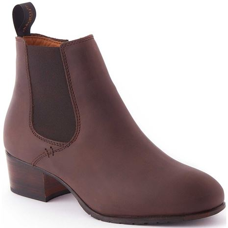 Dubarry Bray Chelsea Boot - Old Rum
