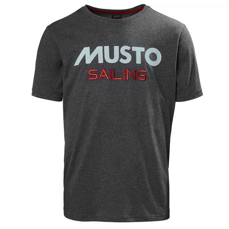 Musto T-Shirt - Carbon