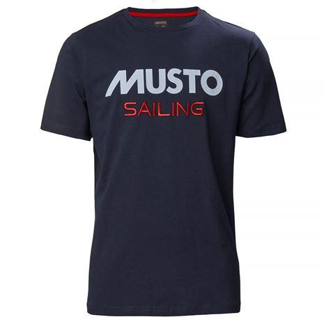 Musto T-Shirt - Navy