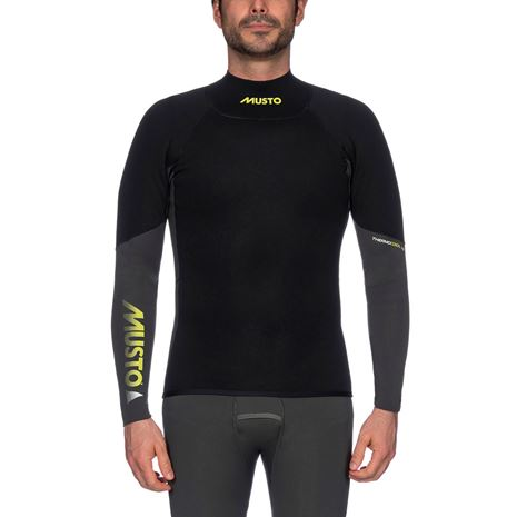 Musto Foiling Thermocool Long Sleeve Top