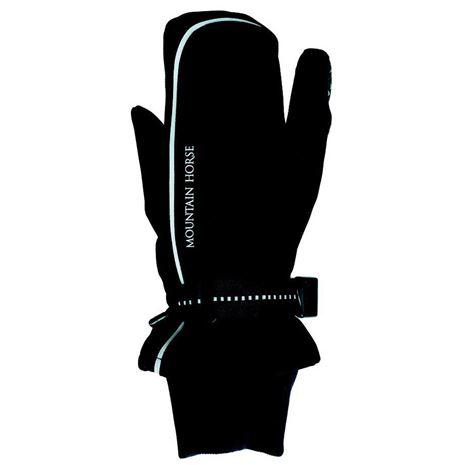 Mountain Horse Triplex Glove Jr - Black II