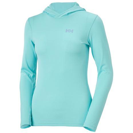 Helly Hansen Women's HH Lifa Active Solen Hoodie - Glacier Blue